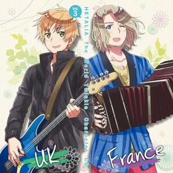 Volume 2 - France & UK